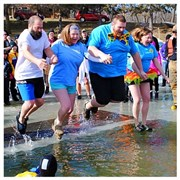 United Methodists raise $10,000, Bishop Ough prepares for polar plunge